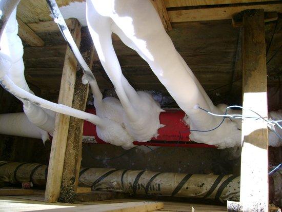 Liquid Nitrogen Pipe Freezing System Pipe Freeze Repair Kit