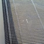 Rolled Heated Grid.