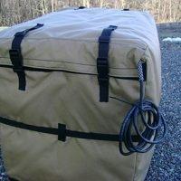 generator jacket detail.