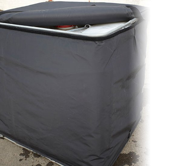 Ibc Tote Heater Ibc Heating Jackets And Blankets