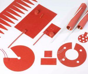 Sanple Silicone Heaters