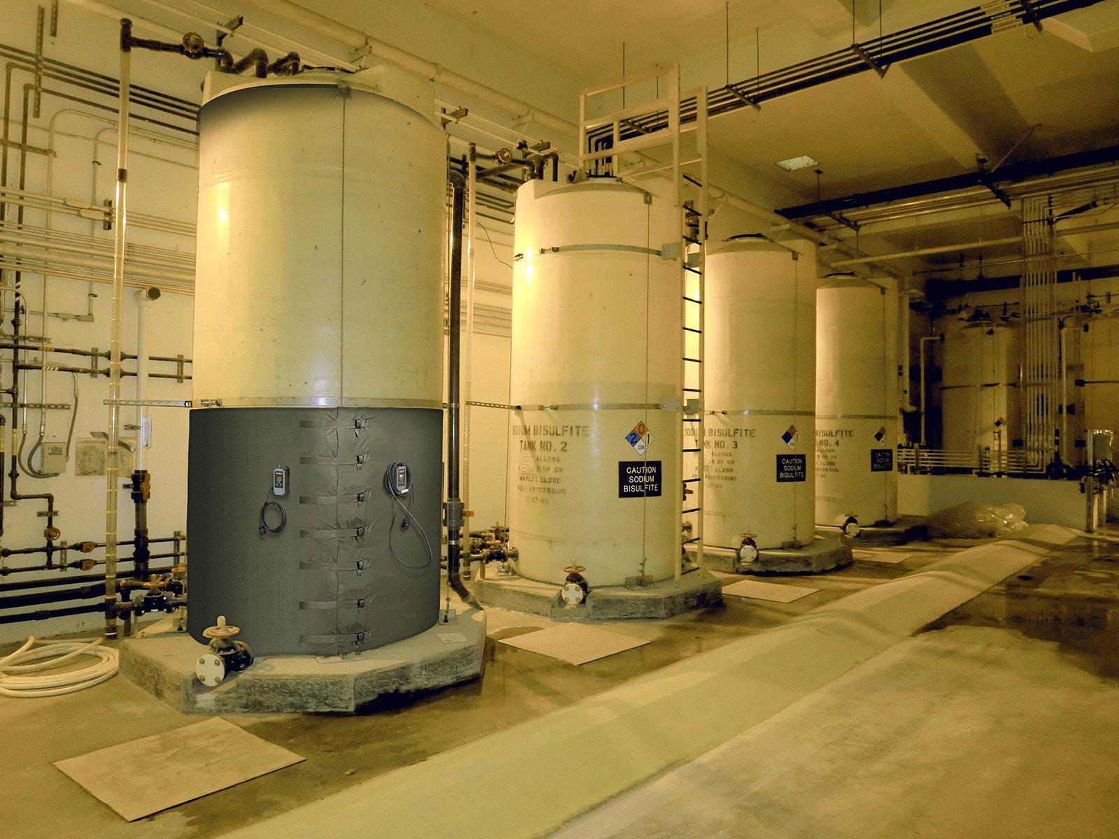 Large Tank Heaters Industrial Water Tank Heater