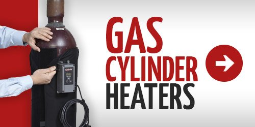 Gas Cylinder Heaters: See Details