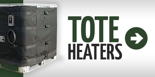 Tote Heaters: See Details