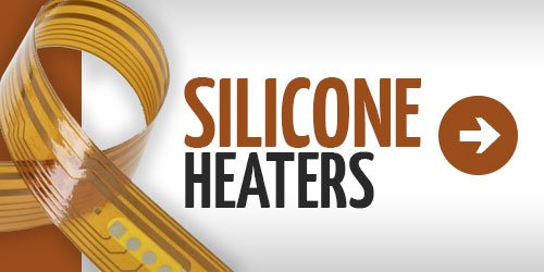 Silcone Heaters: See Details