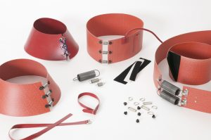 Preformed Silicone Heaters