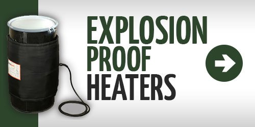 Explosion Proof Heaters: See Details
